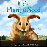 If You Plant a Seed by Kadir Nelson rabbit book cover