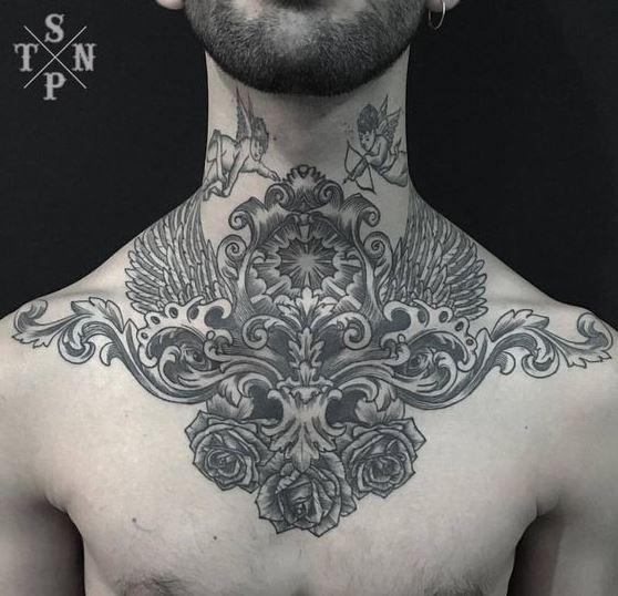 lucifer Tattoos For Men