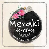 Meraki Workshop: Μαρία Χριστοδούλου 8 Annie Sloan Greece