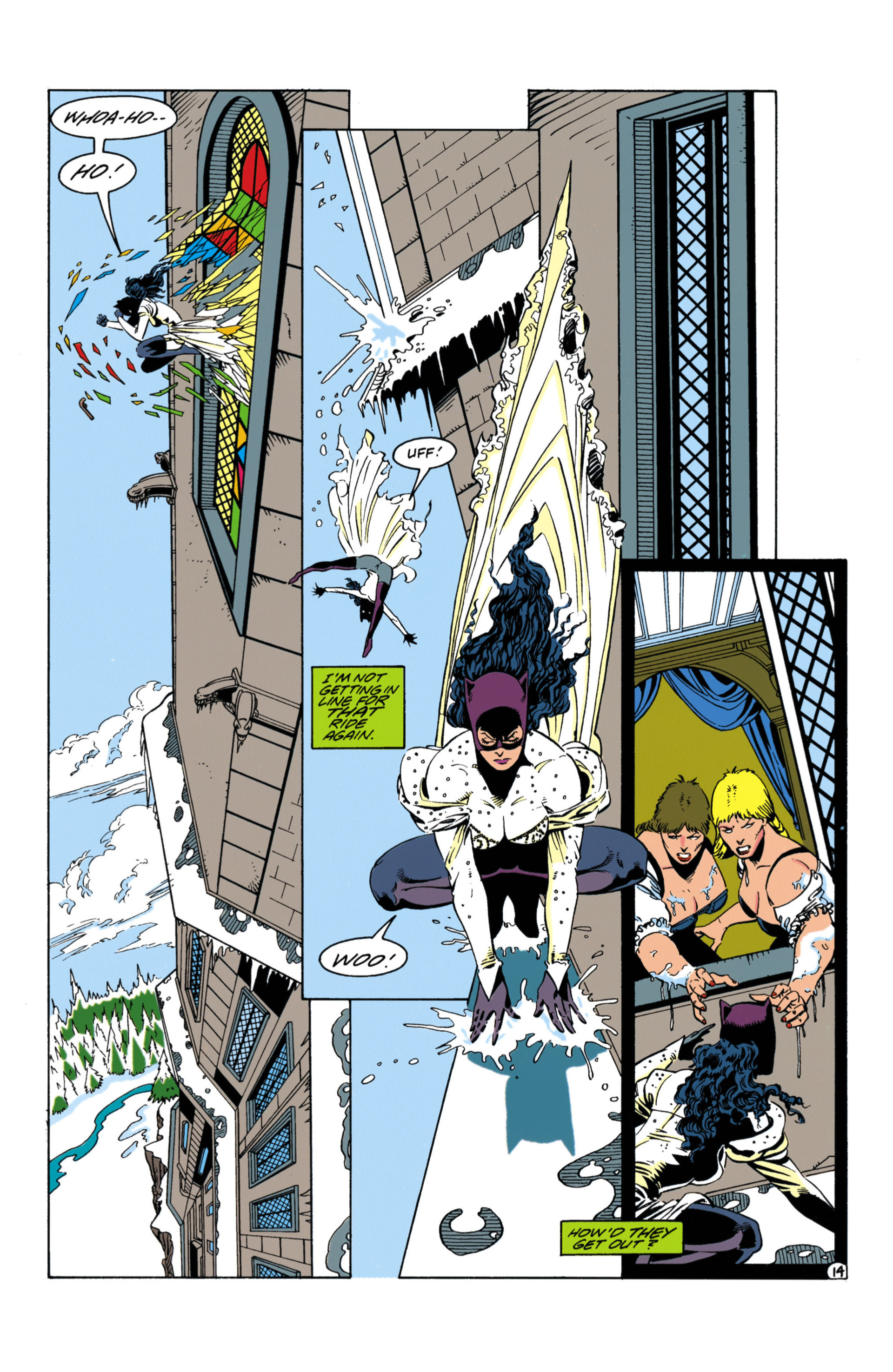 Catwoman (1993) Issue #18 #23 - English 15