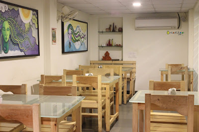 Green cafe - organic restaurant