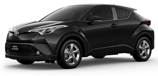 Alasan Mengapa Harus Membeli Toyota C-HR