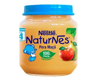Puré de fruta Nestlé