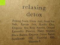 relaxing detox Inhaltsstoffe: Badekugeln Geschenkpackung - 6 grosse Bio Badenbomben pro Packung - Einzigartige, luxuriöse und sprudelnde Kugeln - die ideale Geschenkidee - Hergestellt in den USA (Beauty by Earth)