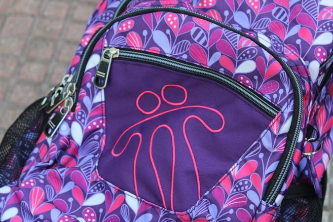 mochilas para niños totto