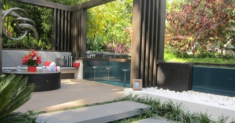 DE JARDINES MODERNOS  Decoración del Hogar, Diseño de Interiores