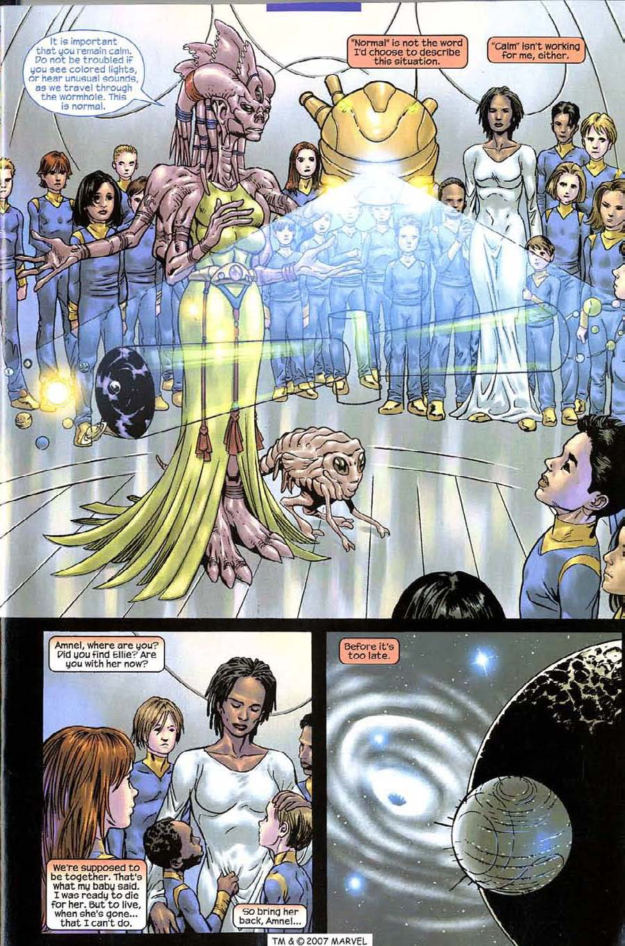Read online Silver Surfer (2003) comic -  Issue #11 - 5