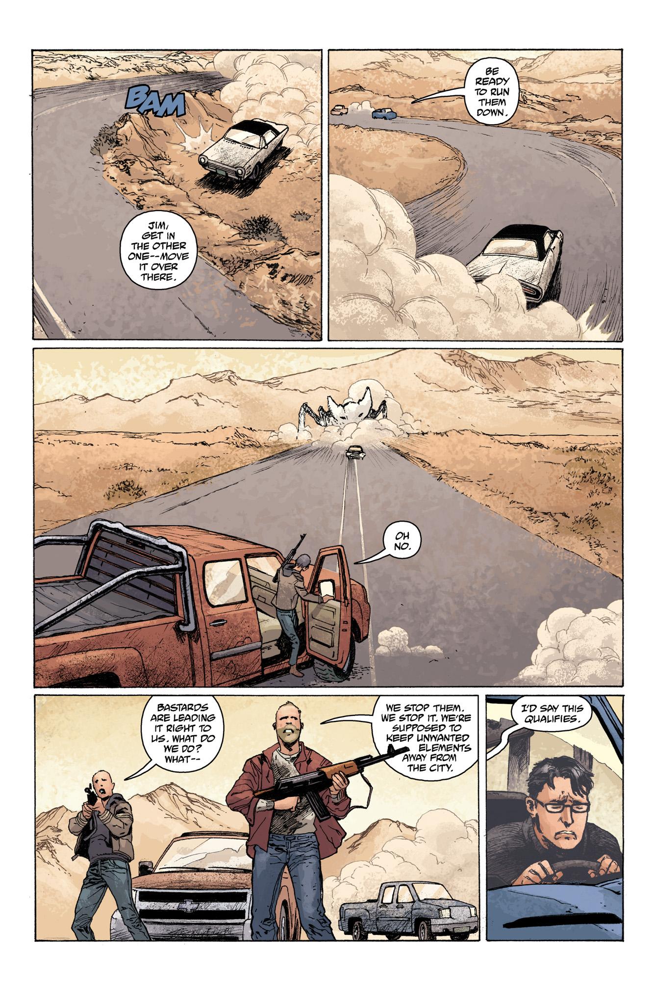 Read online Abe Sapien comic -  Issue #7 - 15