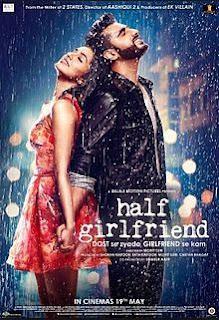 Film india half girlfriend