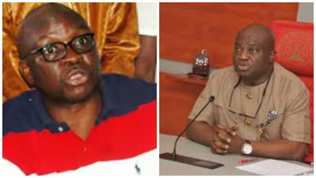 PDP: Fayose, Ikpeazu differ on peace move