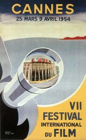 Piva poster 1954
