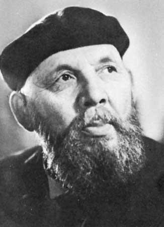 F.E Sillanpää kuva