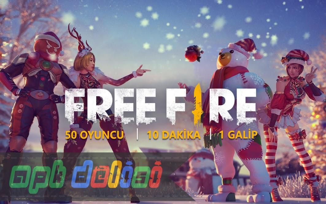 Garena free fire apk android oyun club para hilesi   Free Fire