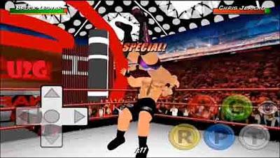 Wrestling Revolution 3D WWE 2K18 MOD APK6