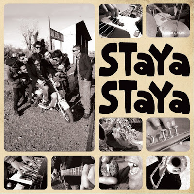 STAYA STAYA - Staya Staya (2013)