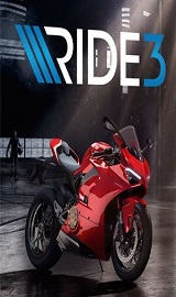 ride3cover - RIDE 3 Update 8 incl DLC-CODEX