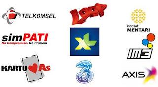 Nomor Pusat Pesan Operator Telkomsel, XL, Indosat, Axis dan 3