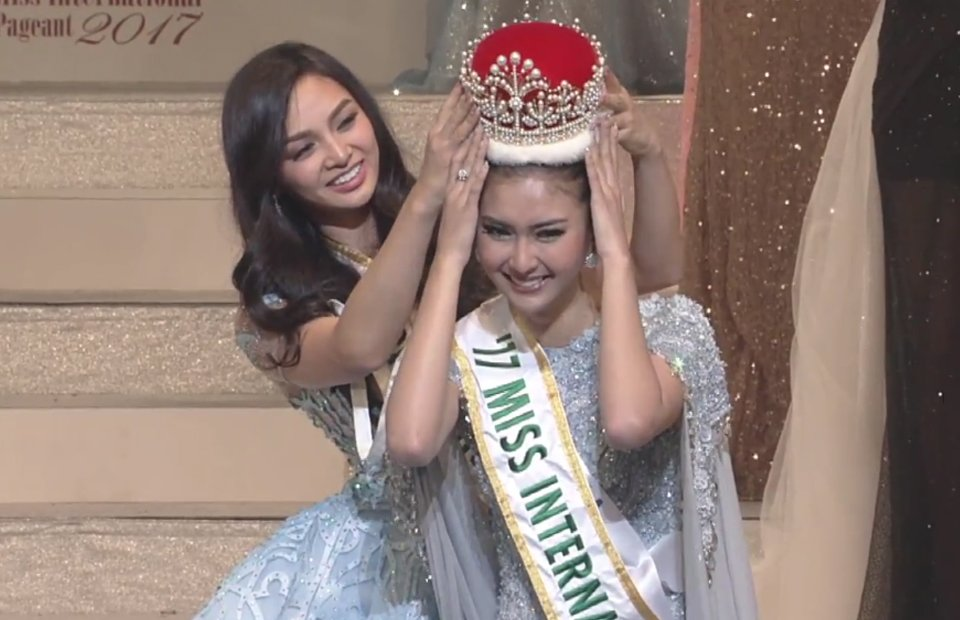 Miss Indonesia Miss International 2017