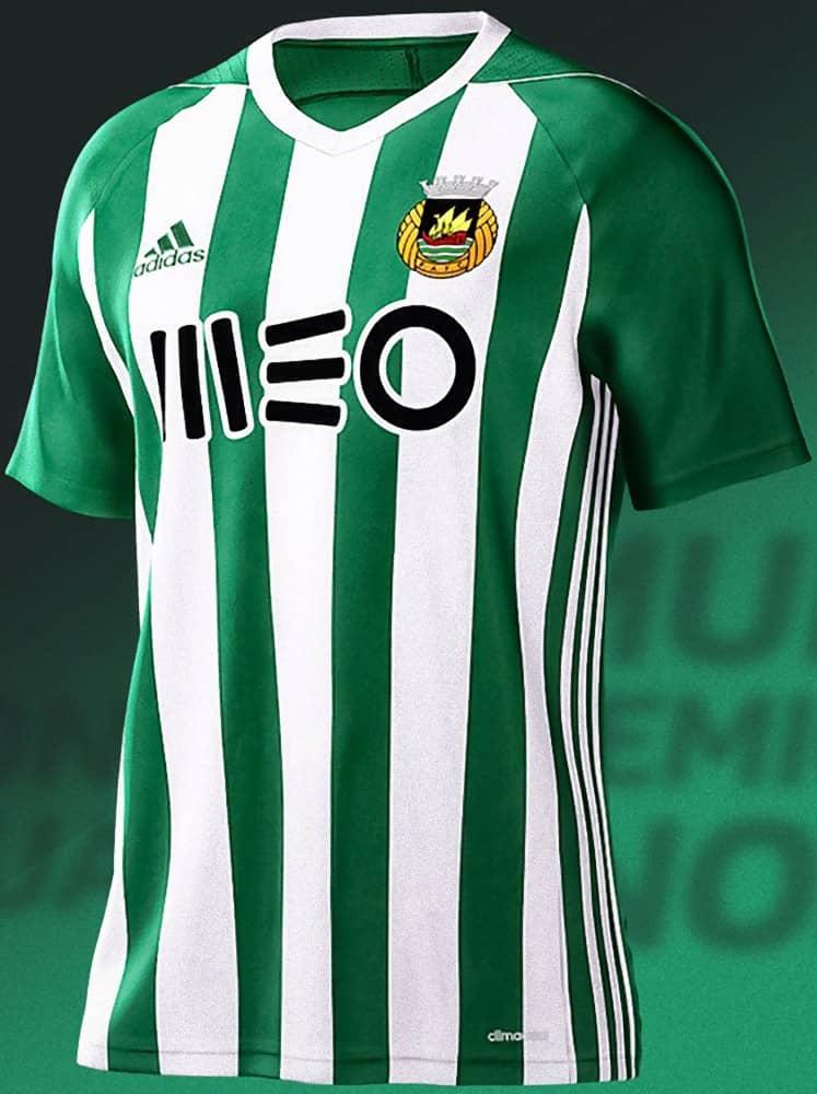 リオ・アヴェFC 2017-18 新ユニ...