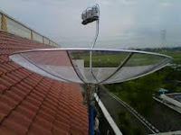 Pasang & Service Parabola - Kedaung Kali Angke, Cengkareng