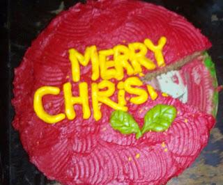 Christmas Cheer Shared