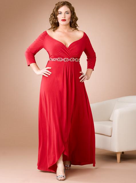 Trendy Fashion Tips.: Hot Dresses For Plus Size Women 2012