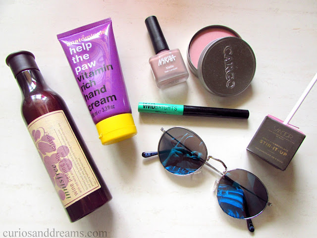 may favourites, hooked onto