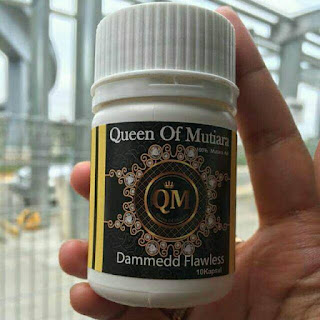 QM QUEEN OF MUTIARA