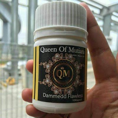 QM QUEEN OF MUTIARA