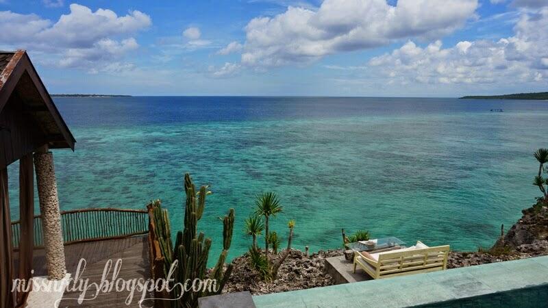 pemandangan di amatoa resort