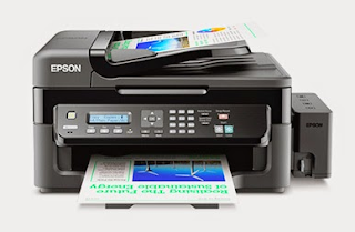 Printer Epson M200 Infusion or it could be referred to as Epson Work Force M200 is a printer with sedehana design.