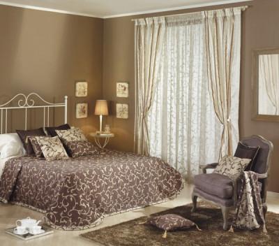 Design interior - case - apartamente - Perdele - draperii - living - dormitor