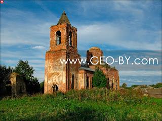 Смоляны. Свято-Алексеевская церковь