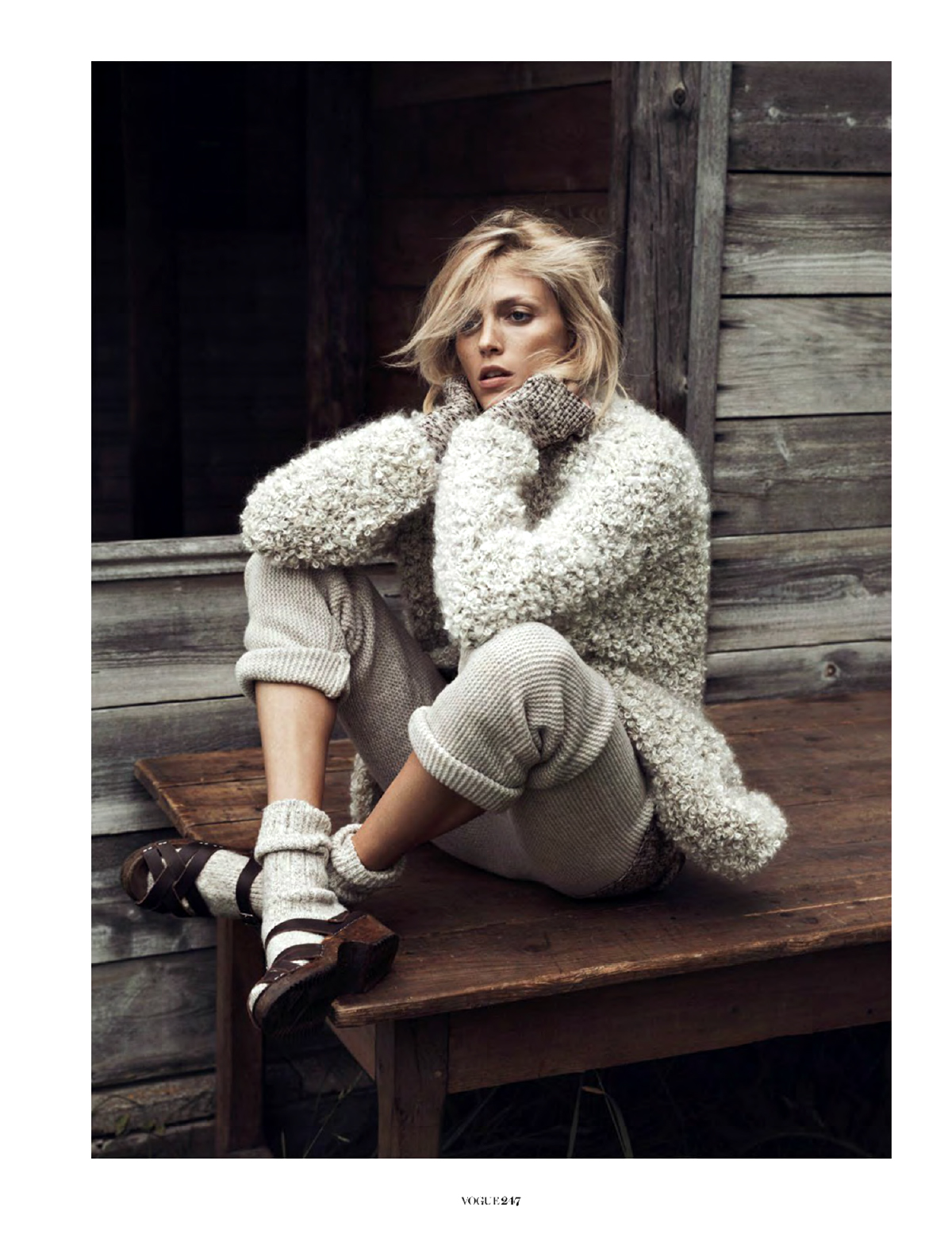 knitGrandeur: Teddy Bear Boucle