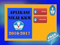Aplikasi Nilai KKM SD KTSP Kelas 1 2 3 4 5 6 Lengkap Semua Mapel