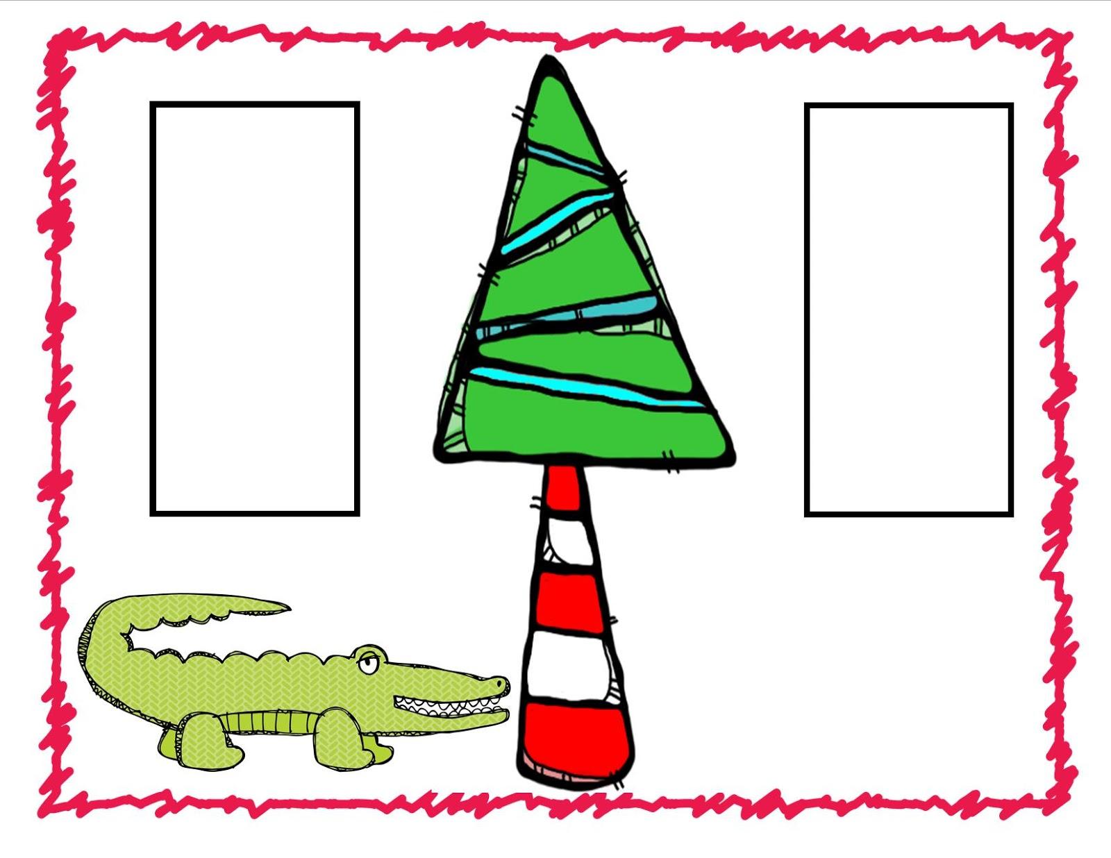Mrs Bohaty S Kindergarten Kingdom Gingerbread Freebie And Christmas Lights