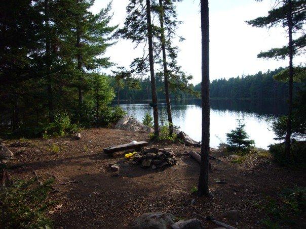Camper Umo S Campground Reviews Review Bartlett Tom Thompson