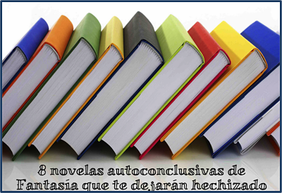 8 novelas autoconclusivas de Famtasía