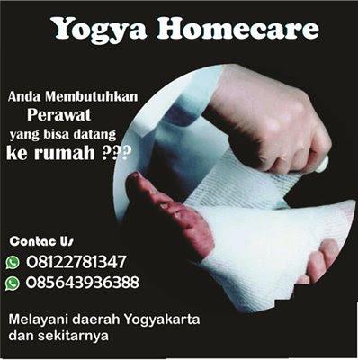 Yogya homecare, layanan perawatan orang sakit di yogyakarta
