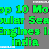 Top 10 Most Popular Search Engines in India