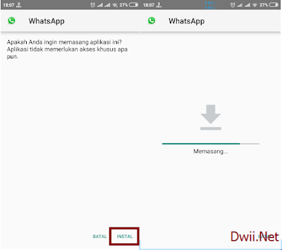 download whatsapp lite apk