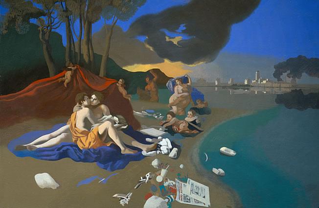 David Piddock ~ Realismo Mágico