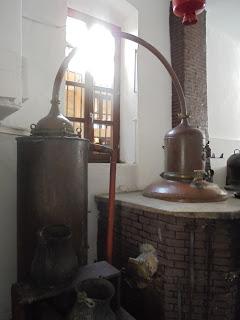 Ποτοποιείο Βαλληνδρά στο Χαλκί