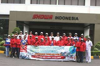 Loker SMK Operator Produksi PT Showa Indonesia,Mfg Jababeka Cikarang