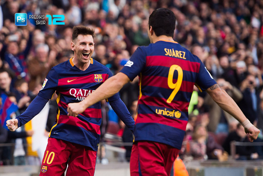 Prediksi Skor Barcelona vs Deportivo La Coruna 15 Oktober 2016