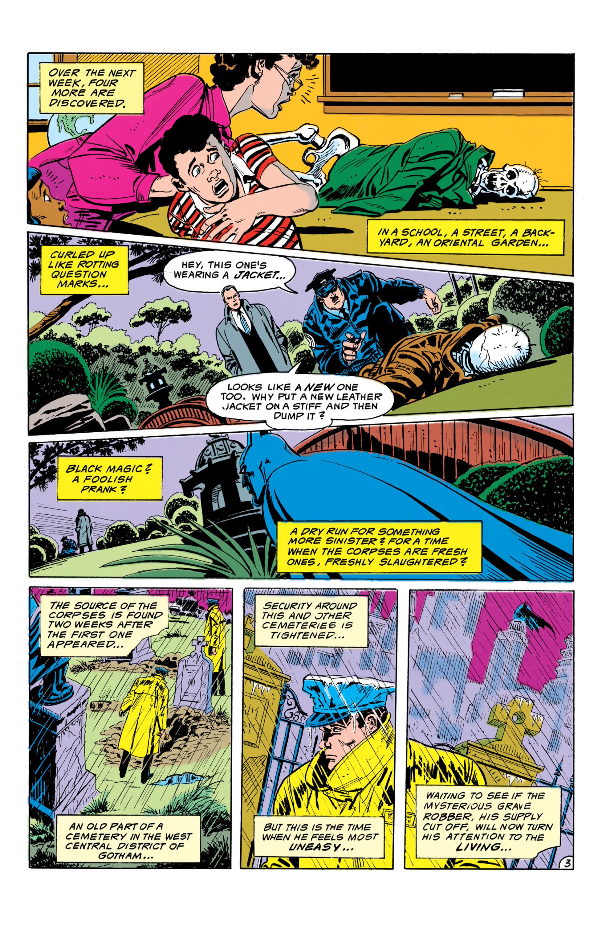 Detective Comics (1937) 643 Page 3