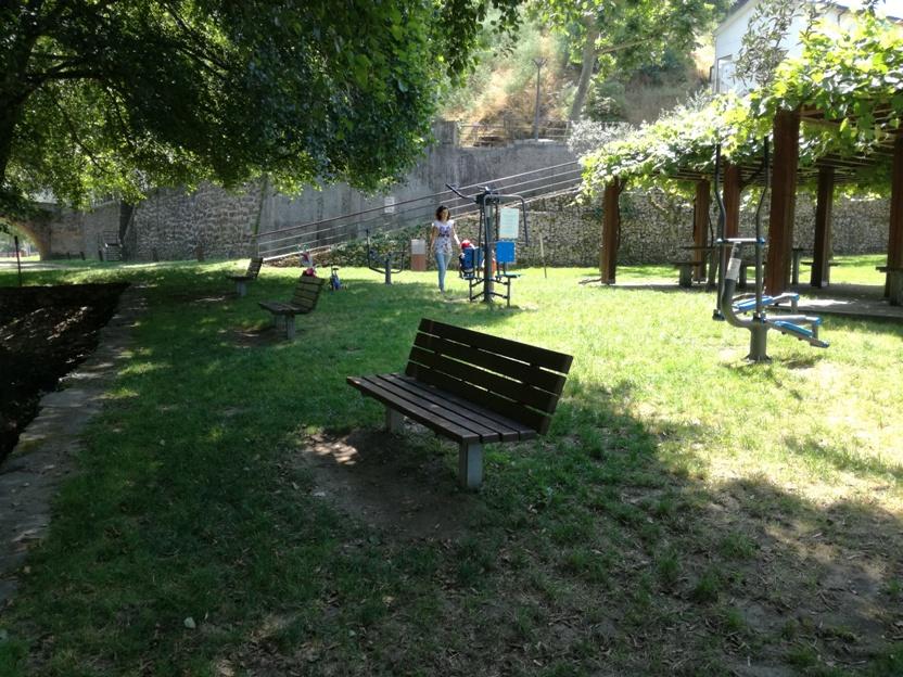 Parque Público Para fazer exercícios