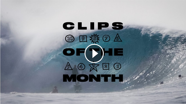 Terrifying Jaws Tubes Top Clips of the Month for December 2019