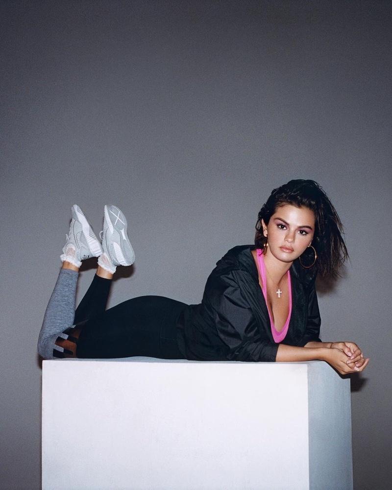 Selena Gomez stars in PUMA 'Defy x SG' sneaker campaign