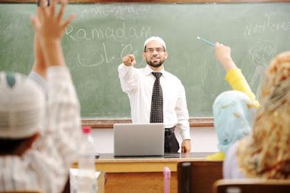 Contoh Karangan Bahasa Arab Tentang Cita-cita Menjadi Guru